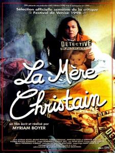 """Affiche du film """"La mère Christain"""""""