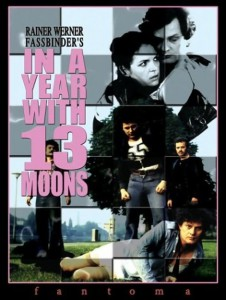 """Affiche du film """"L'Année des treize lunes"""""""