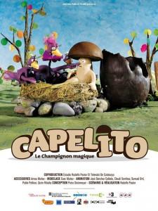 """Affiche du film """"Capelito le champignon magique"""""""