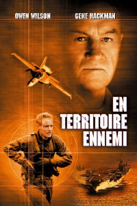 "Affiche du film ""En Territoire Ennemi"""