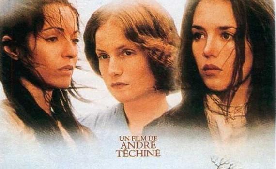 """Affiche du film """"Les soeurs Brontë"""""""