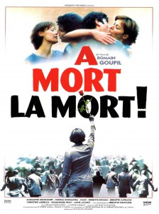 """Affiche du film """"À mort la mort !"""""""