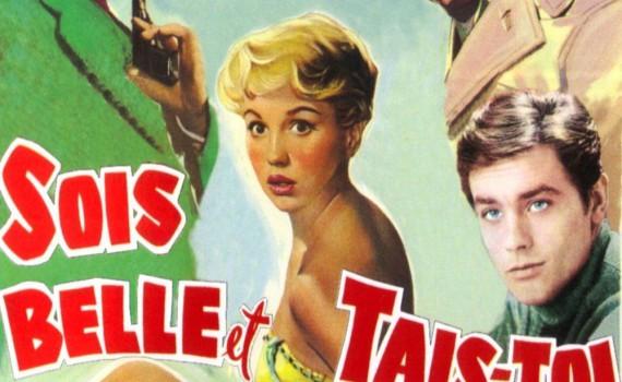 """Affiche du film """"Sois belle et tais-toi"""""""