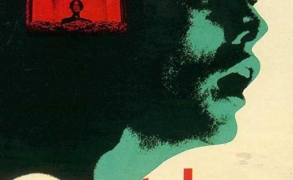 """Affiche du film """"La Sentinelle des maudits"""""""