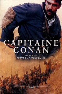 """Affiche du film """"Capitaine Conan"""""""