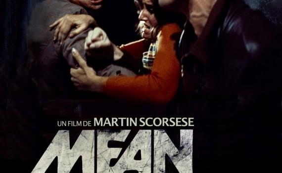 """Affiche du film """"Mean Streets"""""""