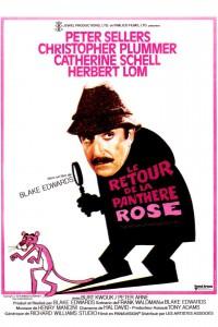 """Affiche du film """"Le retour de la Panthère rose"""""""