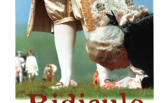 """Affiche du film """"Ridicule"""""""