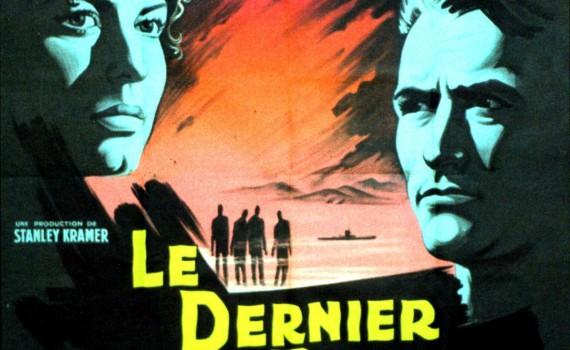 """Affiche du film """"Le Dernier rivage"""""""