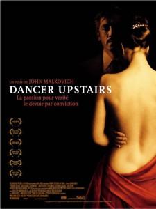 """Affiche du film """"Dancer Upstairs"""""""