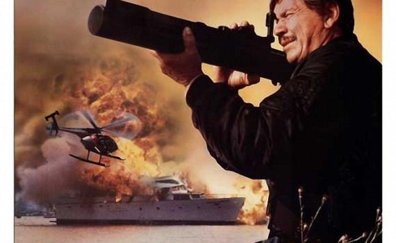 """Affiche du film """"Protection rapprochée"""""""