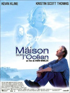 """Affiche du film """"La Maison sur l'Océan"""""""