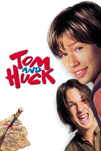 "Affiche du film ""Tom and Huck"""