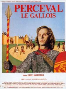 """Affiche du film """"Perceval le Gallois"""""""