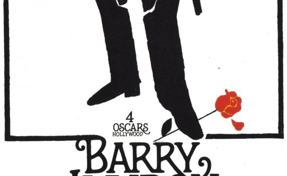 "Affiche du film ""Barry Lyndon"""