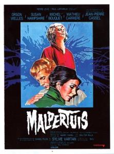 """Affiche du film """"Malpertuis"""""""