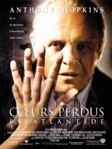 "Affiche du film ""Coeurs Perdus En Atlantide"""