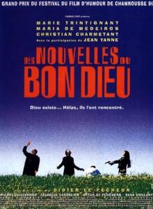 """Affiche du film """"Des nouvelles du bon Dieu"""""""
