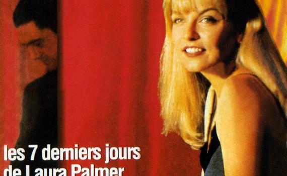"""Affiche du film """"Twin Peaks - Les 7 derniers jours de Laura Palmer"""""""