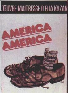 """Affiche du film """"America America"""""""