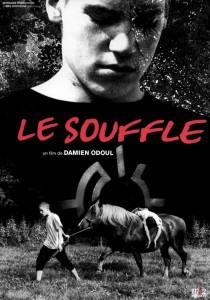 """Affiche du film """"Le souffle"""""""