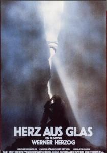"""Affiche du film """"Coeur de verre"""""""