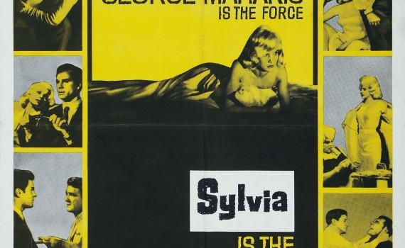 """Affiche du film """"Sylvia"""""""