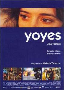 """Affiche du film """"Yoyes"""""""