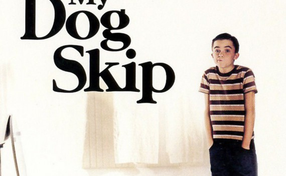 """Affiche du film """"Mon chien Skip"""""""