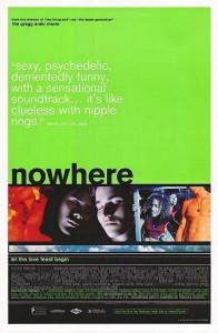 """Affiche du film """"Nowhere"""""""
