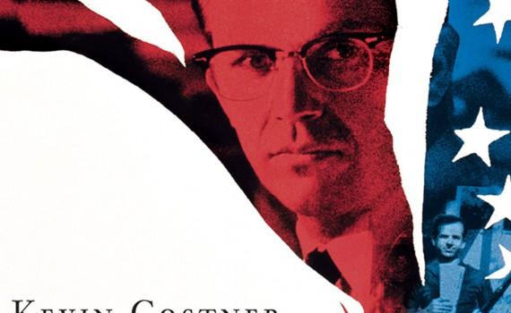 "Affiche du film ""JFK"""