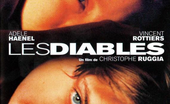 """Affiche du film """"Les diables"""""""