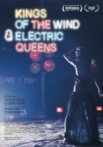 """Affiche du film """"Kings of the Wind & Electric Queens"""""""