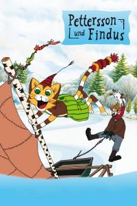 "Affiche du film ""Pettson & Findus - Katten och Gubbens år"""