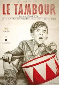 """Affiche du film """"Le Tambour"""""""