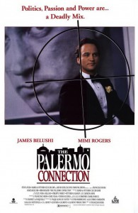 "Affiche du film ""Dimenticare Palermo"""
