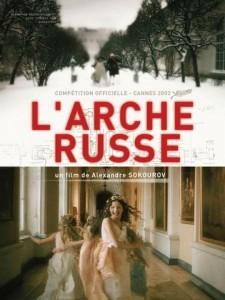 """Affiche du film """"L'Arche russe"""""""