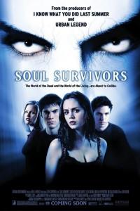 """Affiche du film """"Soul Survivors"""""""