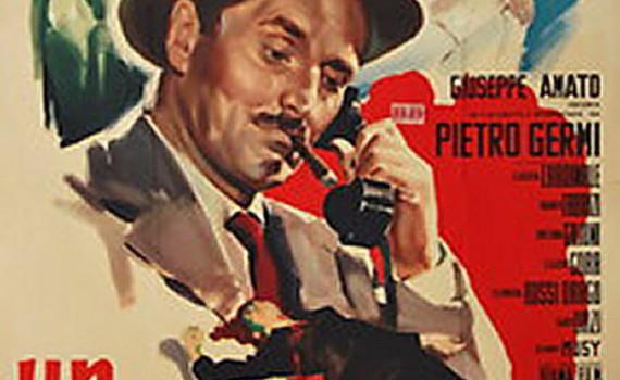 """Affiche du film """"Meurtre à l'italienne"""""""