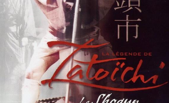 """Affiche du film """"La Légende de Zatoïchi : Vol. 21 - Le shogun de l'ombre"""""""