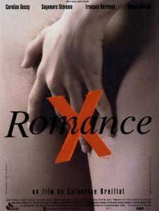 """Affiche du film """"Romance"""""""