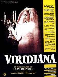"Affiche du film ""Viridiana"""