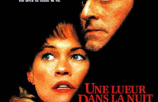 """Affiche du film """"Une Lueur dans la nuit"""""""