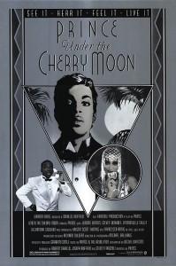"""Affiche du film """"Under the Cherry Moon"""""""