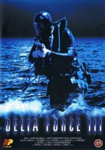 """Affiche du film """"Operation Delta Force 3 - Clear Target"""""""