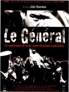 "Affiche du film ""The General"""