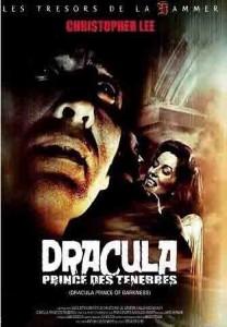 """Affiche du film """"Dracula, prince des ténèbres"""""""
