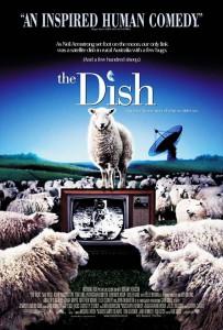 """Affiche du film """"the dish"""""""