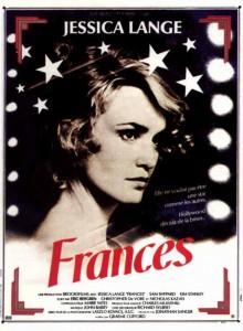 """Affiche du film """"Frances"""""""