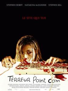 """Affiche du film """"Terreur Point Com"""""""